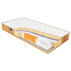 Матрас ортопедический Musson Komfort soft Комфорт софт Pocket Spring 90х200