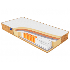 Матрас ортопедический Musson Komfort mix Комфорт микс Pocket Spring 80х200