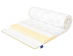 Футон для кроватей и диванов Musson Sleeper 90х190 с резинками на углах