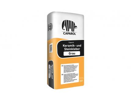 Клей для плитки Caparol Keramik und Steinkleber Grau