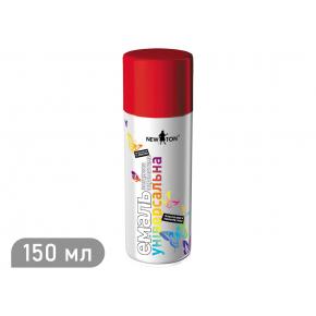 Аэрозоль универсальный New Ton красный (RAL 3020) 150 мл