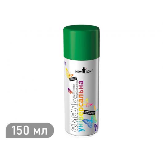 Аэрозоль универсальный New Ton зеленый (RAL 6029) 150 мл