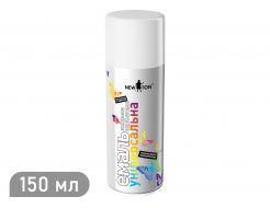 Аэрозоль универсальный New Ton белый матовый (RAL 9010) 150 мл