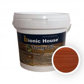 Масло тунговое Tung oil Bionic House Тик - интернет-магазин tricolor.com.ua