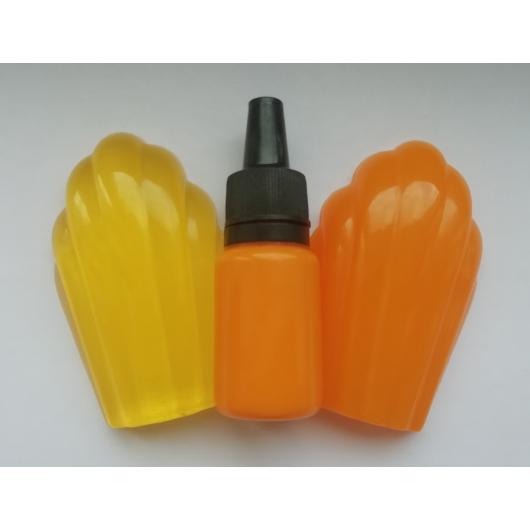 Концентрированный пигментный краситель для смол и полимеров Апельсиновый - изображение 2 - интернет-магазин tricolor.com.ua