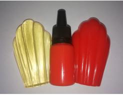 Концентрированный пигментный краситель для смол и полимеров Темно-оранжевый - интернет-магазин tricolor.com.ua