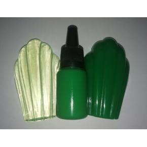 Концентрированный пигментный краситель для смол и полимеров Светло-зеленый