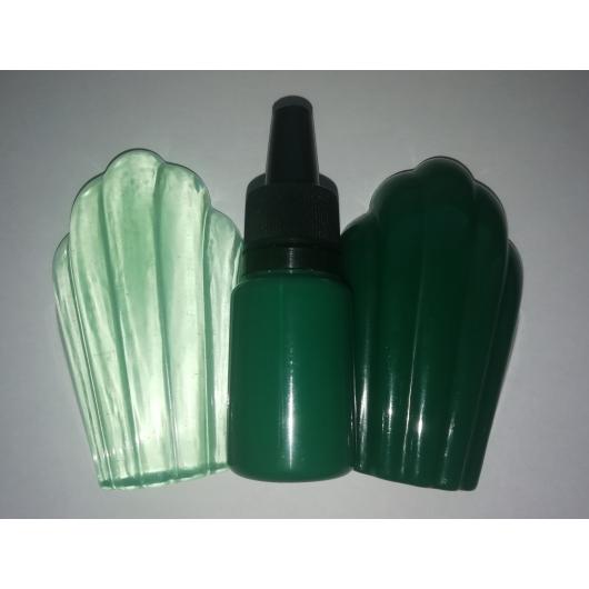 Концентрированный пигментный краситель для смол и полимеров Зеленый - интернет-магазин tricolor.com.ua