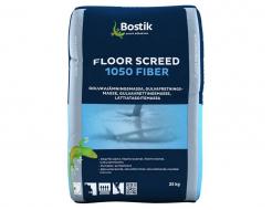 Шпаклевка цементная Bostik Floor Screen 1050 Fiber нивелирмасса 6-50 мм для теплых полов