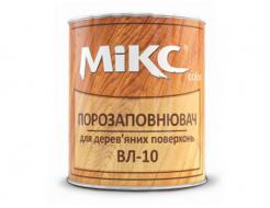 Порозаполнитель ВЛ-10 для деревянных поверхностей Miks