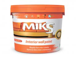 Краска Miks Color для стен и потолков