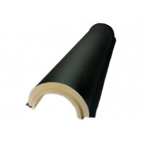 Полуцилиндр теплоизоляционный ППУ пергамин 630/50