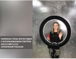 Глиттер GSI/2,0 мм (1/12) серебряный Tricolor - изображение 3 - интернет-магазин tricolor.com.ua