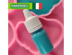 Профессиональный краситель для смол и полиуретанов Marbo Pastello #72 Карибский бирюзовый