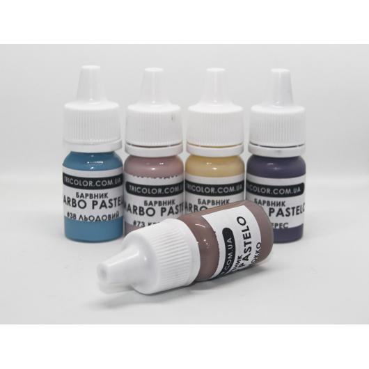 Профессиональный краситель для смол и полиуретанов Marbo Pastello #71 Ванильный крем - изображение 2 - интернет-магазин tricolor.com.ua