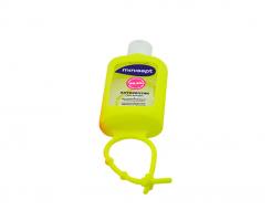 Антисептик Minisept гель спиртосодержащий дезинфекция для рук и кожи в желтом чехле - интернет-магазин tricolor.com.ua