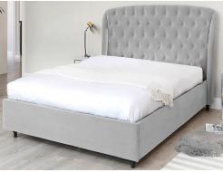 Простынь Come-For Soft Night Софт Найт белая на резинках 120х200+25