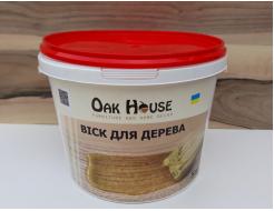 Воск пчелиный для дерева Oak House