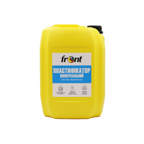 Пластификатор для бетона Front универсальный для всех видов бетона