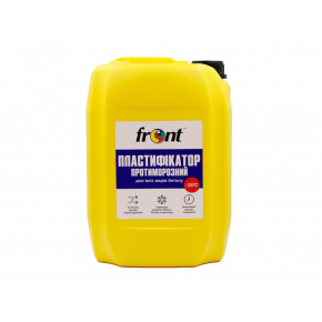 Пластификатор для бетона Front противоморозный для всех видов бетона