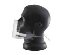Маска защитная пластиковая для лица S-Screen Standart Mouthplex 01