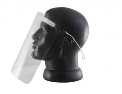 Пластиковая защитная маска для лица S-Screen Standart Simplex 01-3 - интернет-магазин tricolor.com.ua