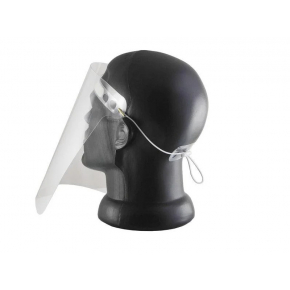Пластиковая защитная маска для лица S-Screen Standart Simplex 01-3 - изображение 3 - интернет-магазин tricolor.com.ua