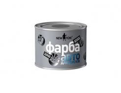 Автоэмаль для дисков New Ton темное серебро (банка)