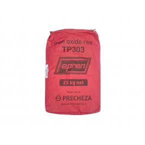 Пигмент железоокисный Fepren TP-303 красный