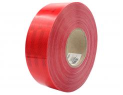 Лента светоотражающая 3М Diamond Grade 983-72 54мм/1м красная для маркировки транспорта - интернет-магазин tricolor.com.ua