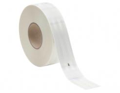 Лента светоотражающая 3М Diamond Grade 983-10 54мм/1м белая для маркировки транспорта - интернет-магазин tricolor.com.ua