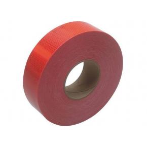 Лента светоотражающая 3М Diamond Grade 997-72 54мм/50м красная для маркировки тентов - интернет-магазин tricolor.com.ua