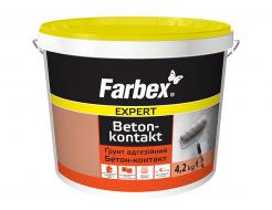 Грунт адгезионный Бетон-контакт Farbex