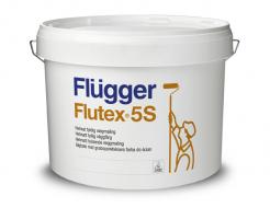 Интерьерная латексная краска Flugger Flutex 5S (Base 1), белая