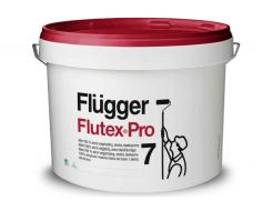 Краска латексная акриловая Flugger Flutex Pro 7 (Base 1), белая