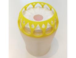 Влагопоглотитель Воложка со сменным картриджем желтый - изображение 3 - интернет-магазин tricolor.com.ua