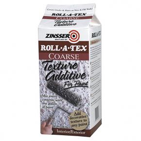 Текстурная добавка Sherwin-Williams Roll A Tex для всех типов красок для наружных и внутренних работ