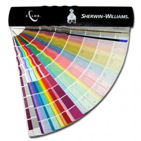 Каталог цветов Sherwin-Williams Fan Deck