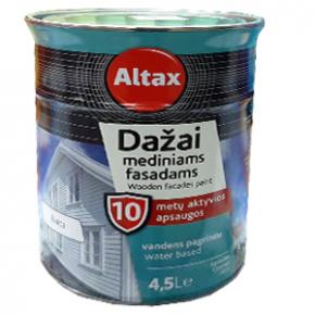 Защитная краска для древесины Altax Dazai на водной основе