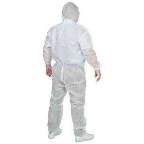 Комбинезон защитный BeSafe Pro Standart M - изображение 2 - интернет-магазин tricolor.com.ua
