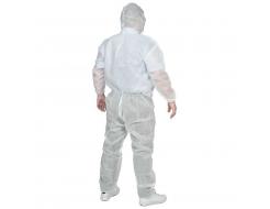 Комбинезон защитный BeSafe Pro Standart XL - изображение 2 - интернет-магазин tricolor.com.ua