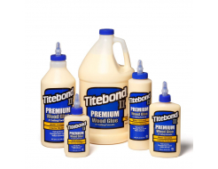 Промышленный влагостойкий клей Titebond II Premium Wood Glue для дерева D-3