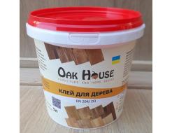 Клей для дерева Oak House EN204/D3 для столярных изделий - изображение 2 - интернет-магазин tricolor.com.ua