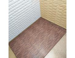 Модульное напольное покрытие пол пазл 600*600*10 MP1 красное дерево - изображение 2 - интернет-магазин tricolor.com.ua