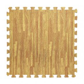 Модульное напольное покрытие пол пазл 600*600*10 MP2 золотое дерево - интернет-магазин tricolor.com.ua
