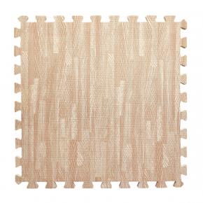 Модульное напольное покрытие пол пазл 600*600*10 MP3 розовое дерево - интернет-магазин tricolor.com.ua
