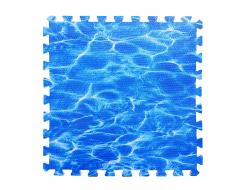 Модульное напольное покрытие пол пазл 600*600*10 MP5 океан - интернет-магазин tricolor.com.ua