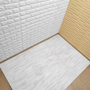 Модульное напольное покрытие пол пазл 600*600*10 MP8 белое дерево - изображение 2 - интернет-магазин tricolor.com.ua