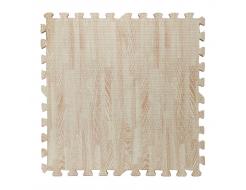 Модульное напольное покрытие пол пазл 600*600*10 MP8 белое дерево - интернет-магазин tricolor.com.ua
