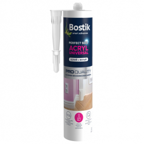 Герметик акриловый Bostik Acryl Universal Белый